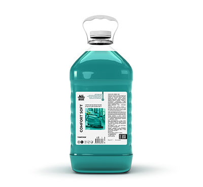 Нейтральное моющее средство для пола Вортекс «Comfort Soft» 5л