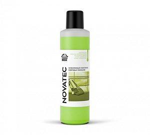 Очиститель ковровых покрытий Novatec 1л Низкопенный