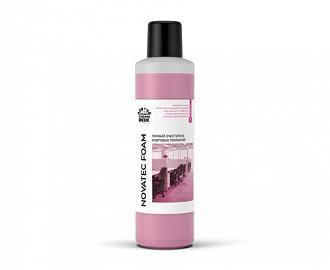 Очиститель ковровых покрытий Novatec Foam 1л Высокопенный