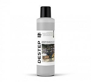 Очиститель напольных покрытий от резины Destep 1л