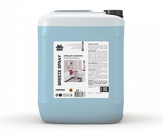 Очищающий спрей Breeze Spray 5л