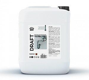 Средство для прочистки засоров DRAFT 5л
