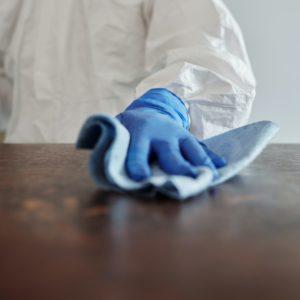 Средства для чистки и дизенфекции